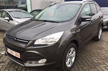 Ford Kuga bij AB Automotive