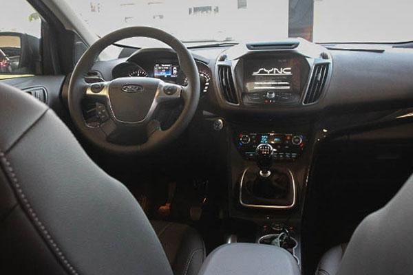 Ford Kuga bij Deckx in Mol en Lommel