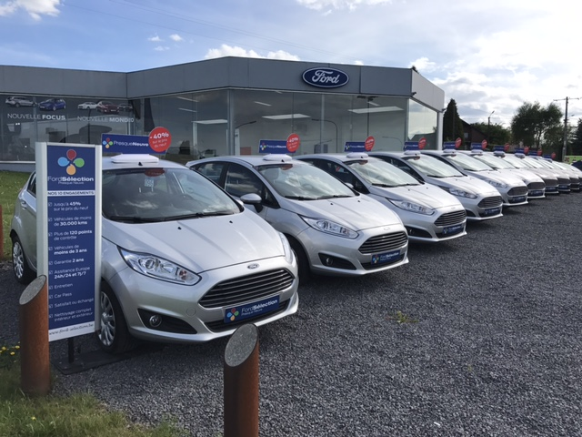 Stock occasion Ford Ets Colson