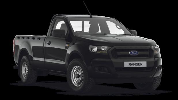 Nouveau Ford Ranger Black Edition