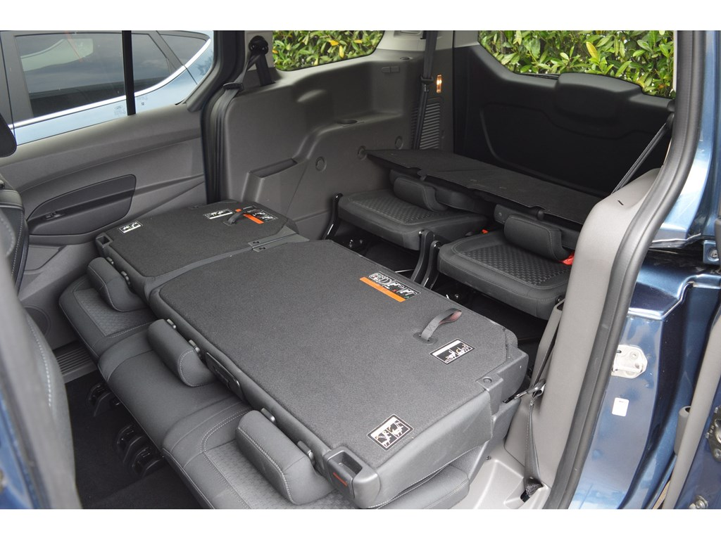 Ford Transit Connect occasion Luxembourg