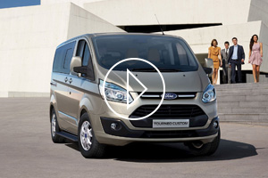 Accessoires Ford Tourneo Custom