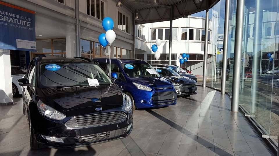 Ford Mosselmans Motors