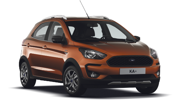 Nouvelle Ford KA+ Active
