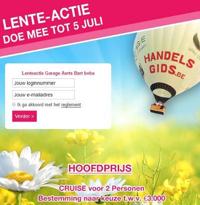 Lenteactie Handelsgids.be