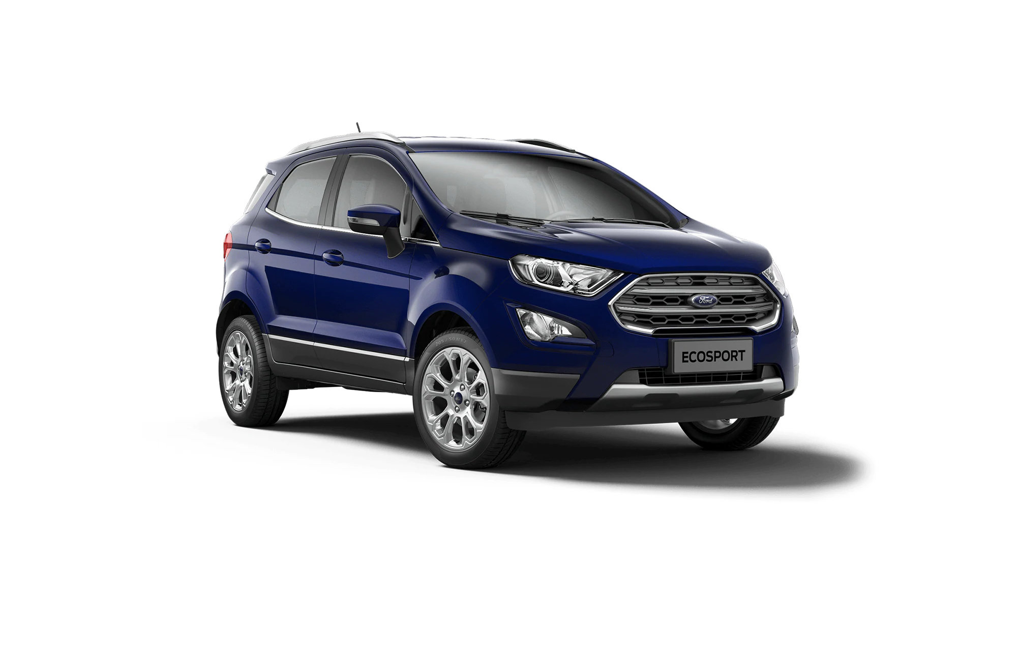 Ford EcoSport Titanium Aanbieding
