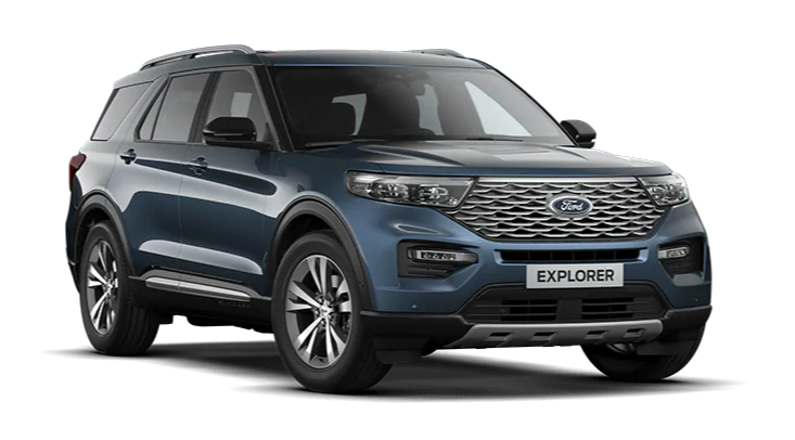 Ford Explorer Aanbieding