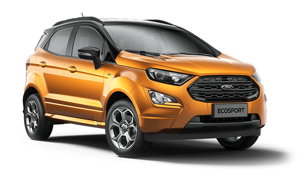 Ford EcoSport ST-Line Aanbieding