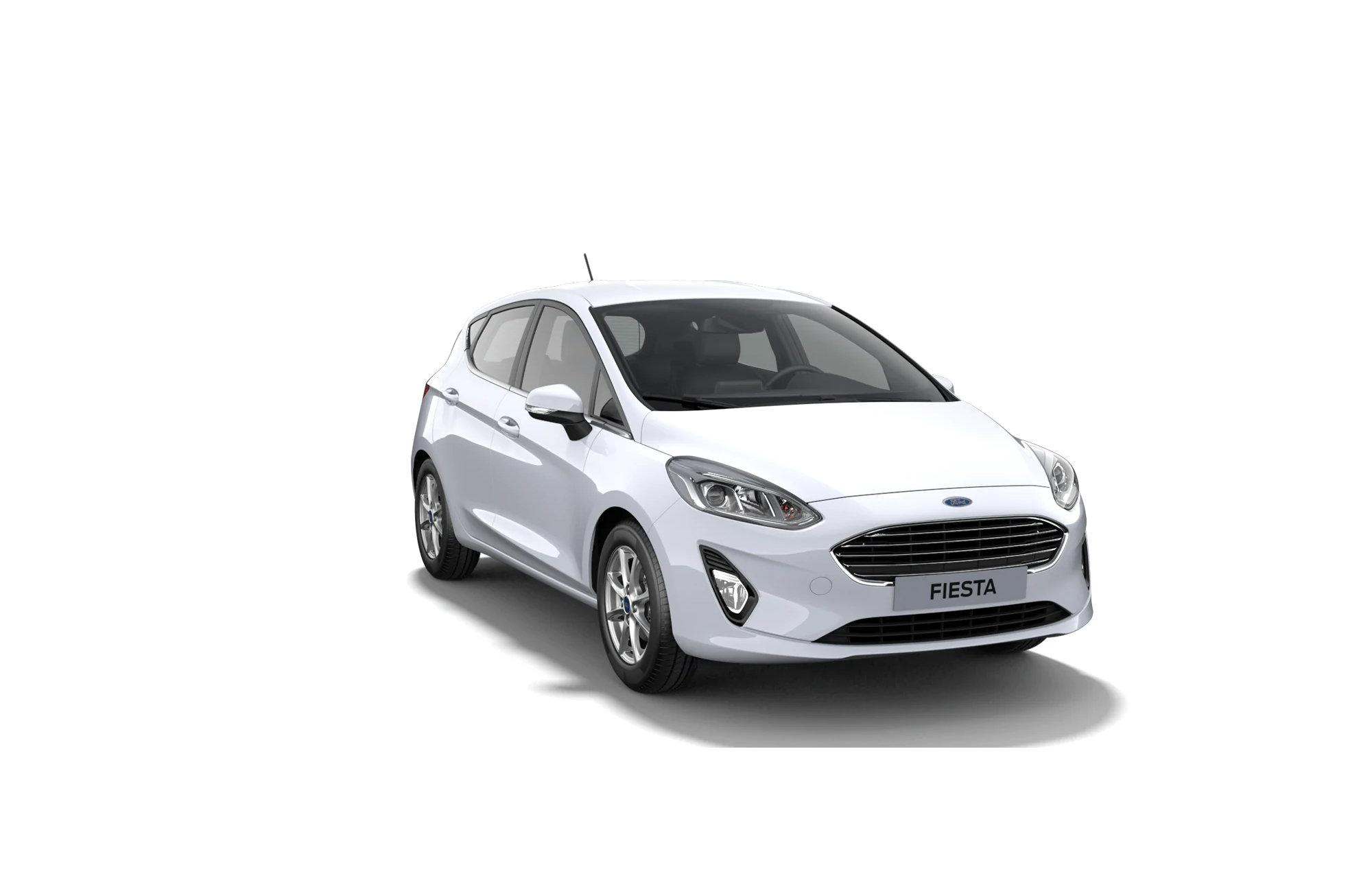 Ford Fiesta Titanium Aanbieding
