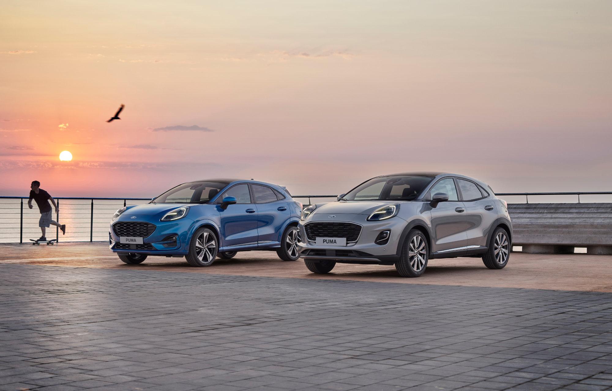 Ford Elektrische voertuigen