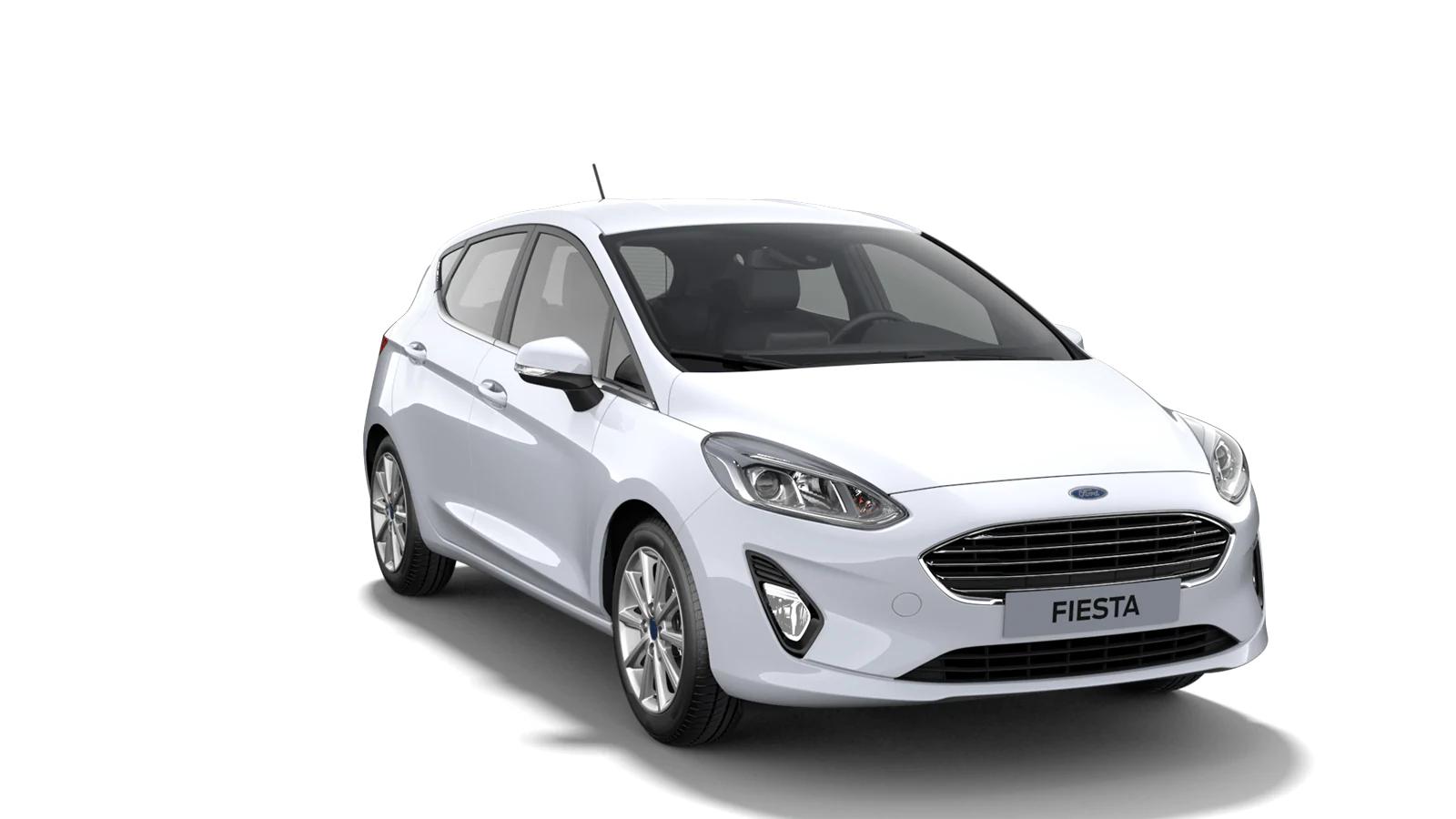 Ford Fiesta Titanium X Aanbieding