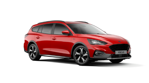 Ford Focus Active Aanbieding