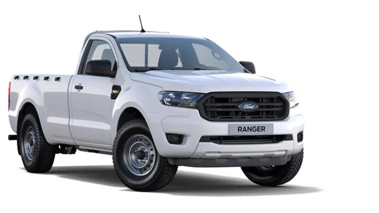 Nieuwe Ford Ranger