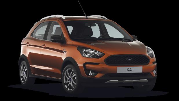 Ford KA+ Aanbieding