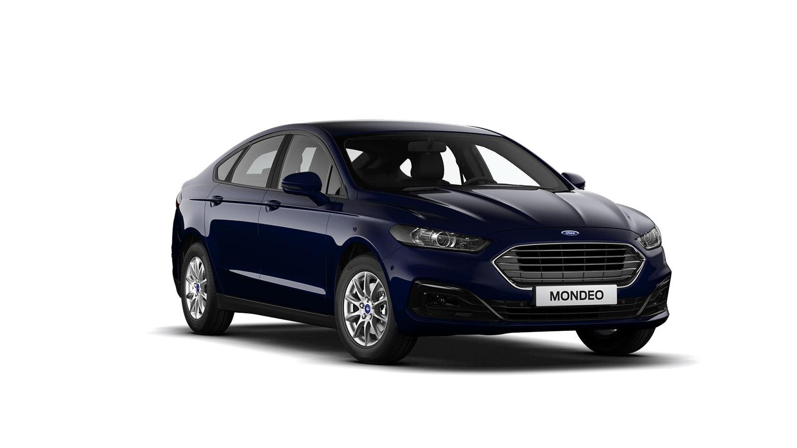 Nieuwe Ford Mondeo Aanbieding