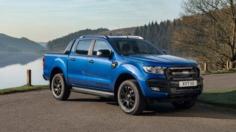 RANGER WILDTRAK BLUE EDITION Offer