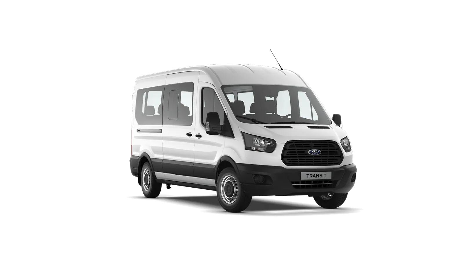 Ford Transit Trend Minibus MHEV