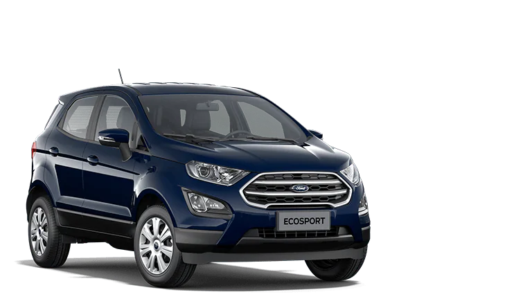 Ford EcoSport Connected Aanbieding