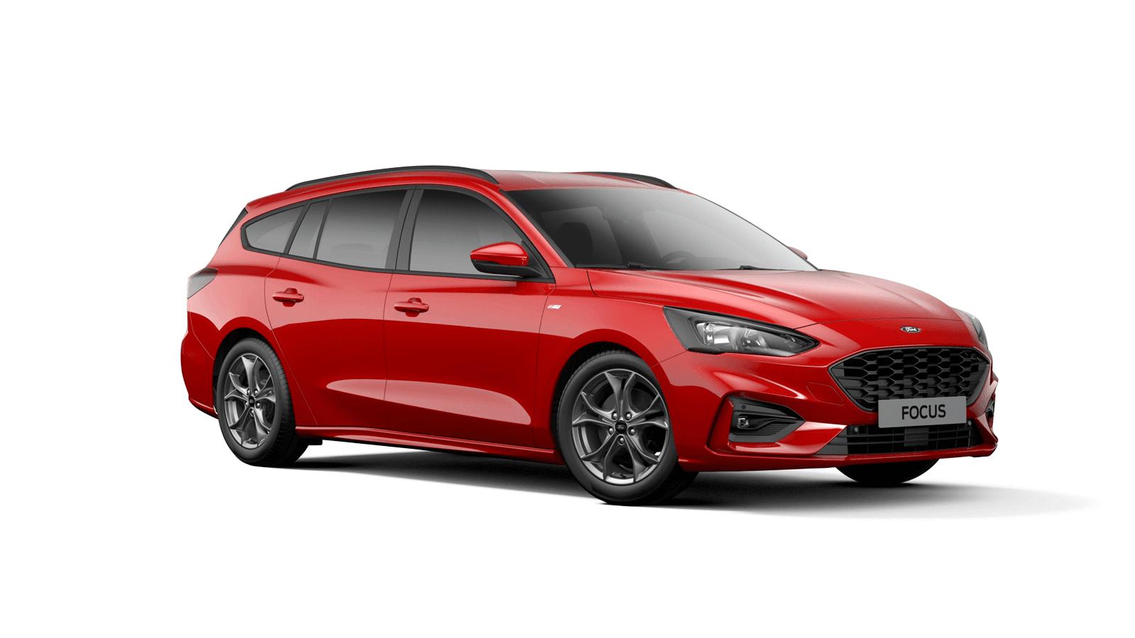 Ford Focus ST-Line Business Aanbieding