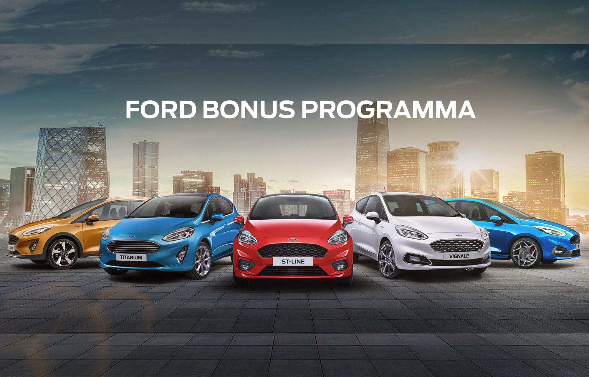 Ford Bonus Programma