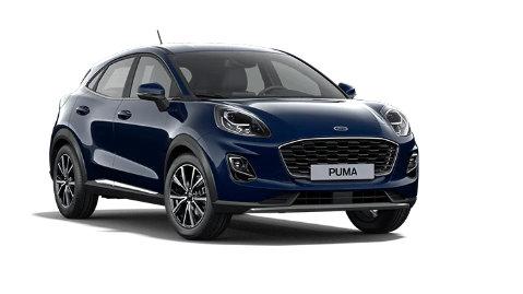 Nieuwe Ford Puma Aanbieding
