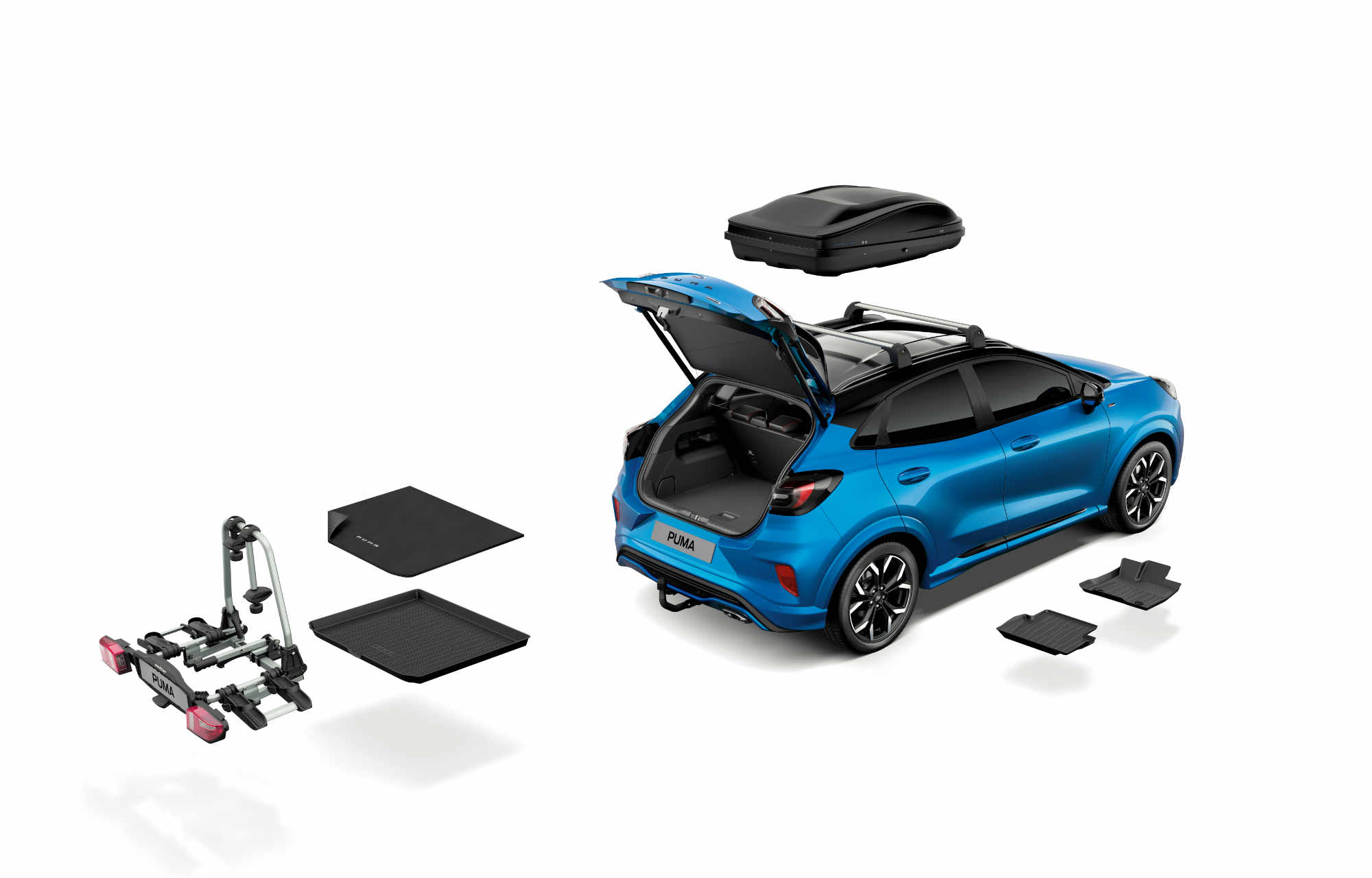 Ford Personenwagens Accessoires
