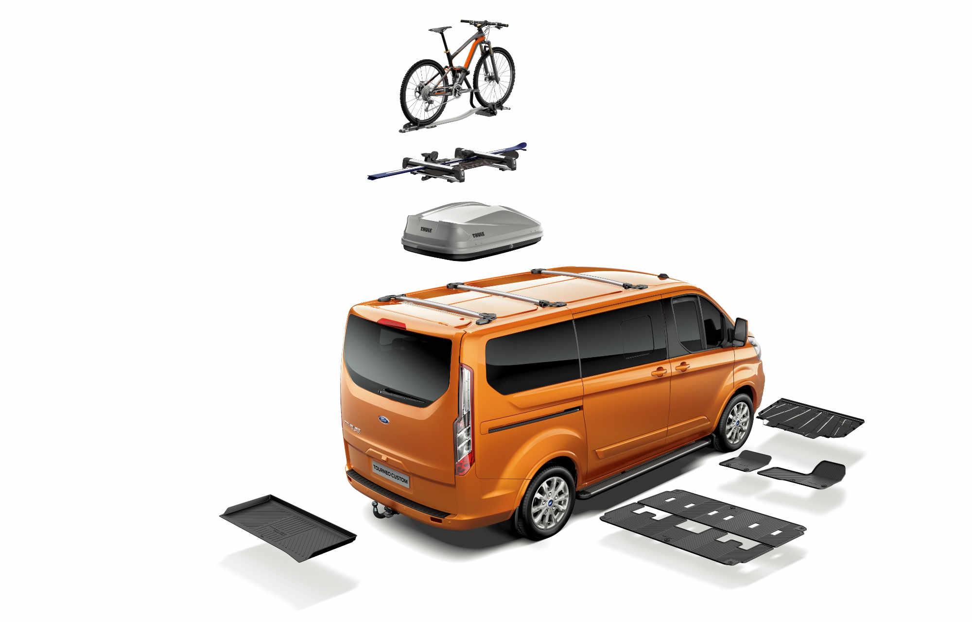 Ford Bedrijfsvoertuigen Accessoires