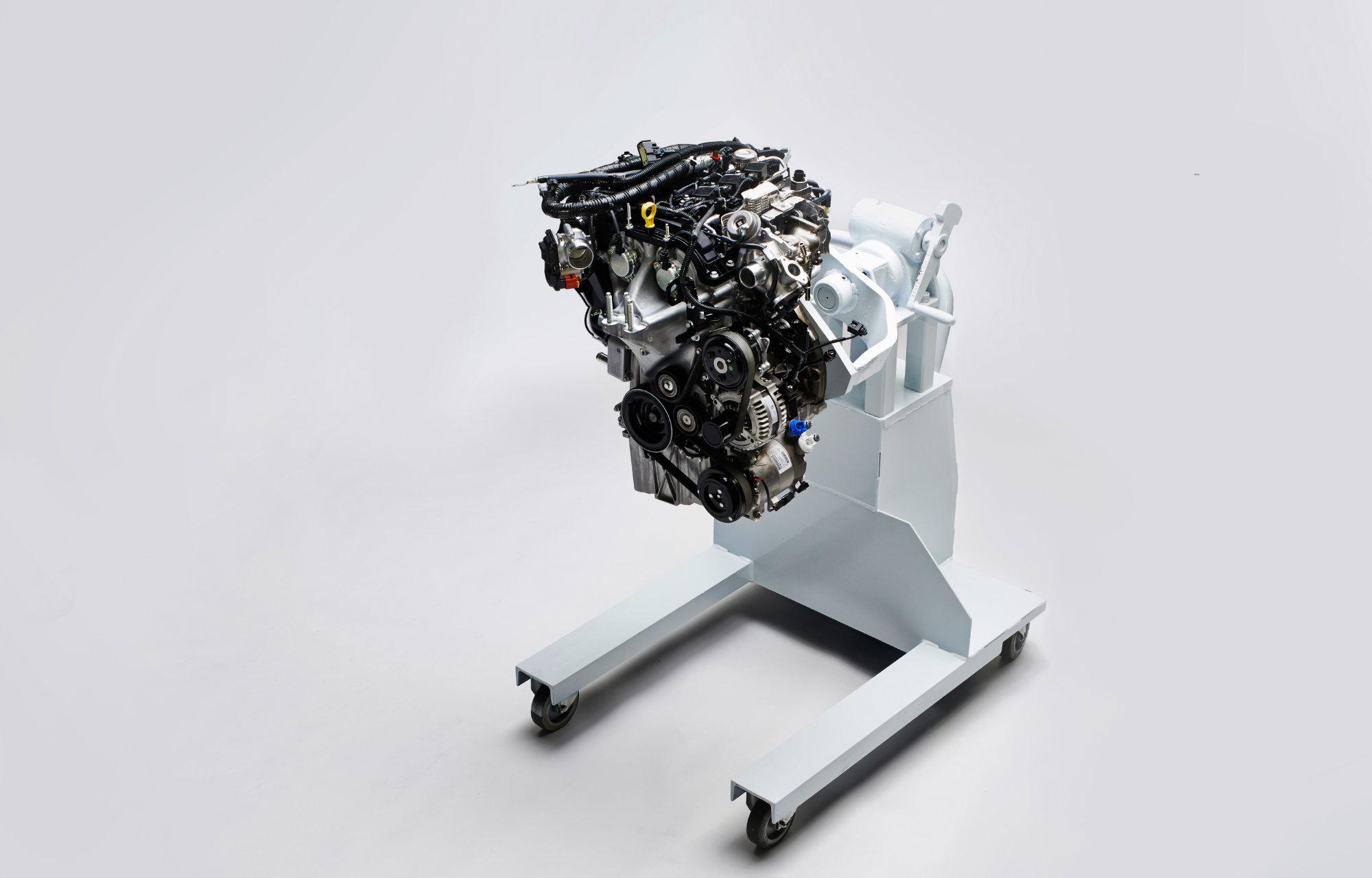 Ford EcoBoost motor