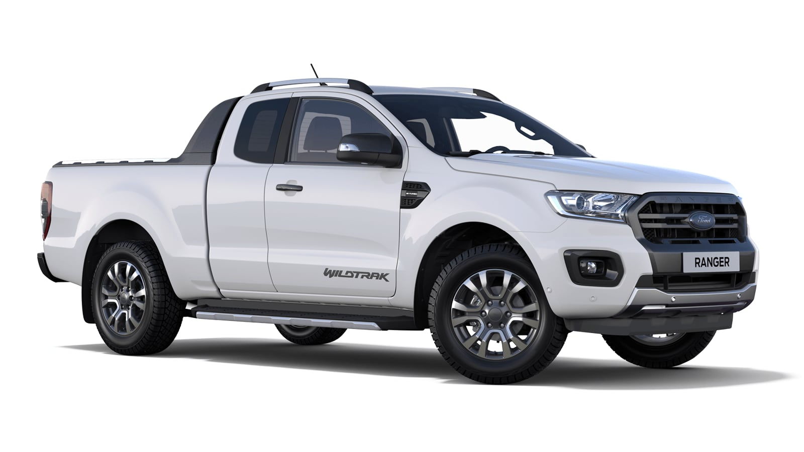 Ford Ranger Black Edition Aanbieding