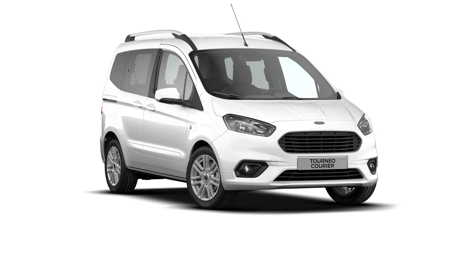 Nieuwe Ford Tourneo Courier Titanium Aanbieding