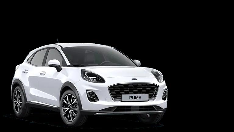 Nieuwe Puma Titanium