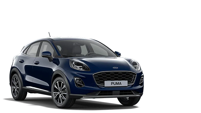 Nieuwe Ford Puma Titanium Aanbieding