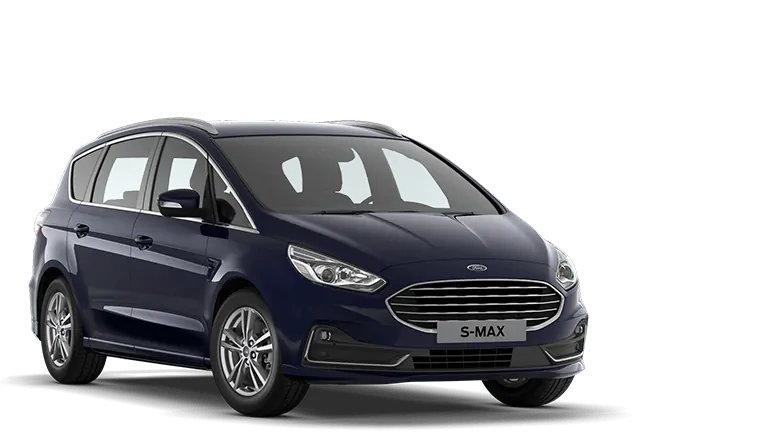 Ford S-MAX Aanbieding