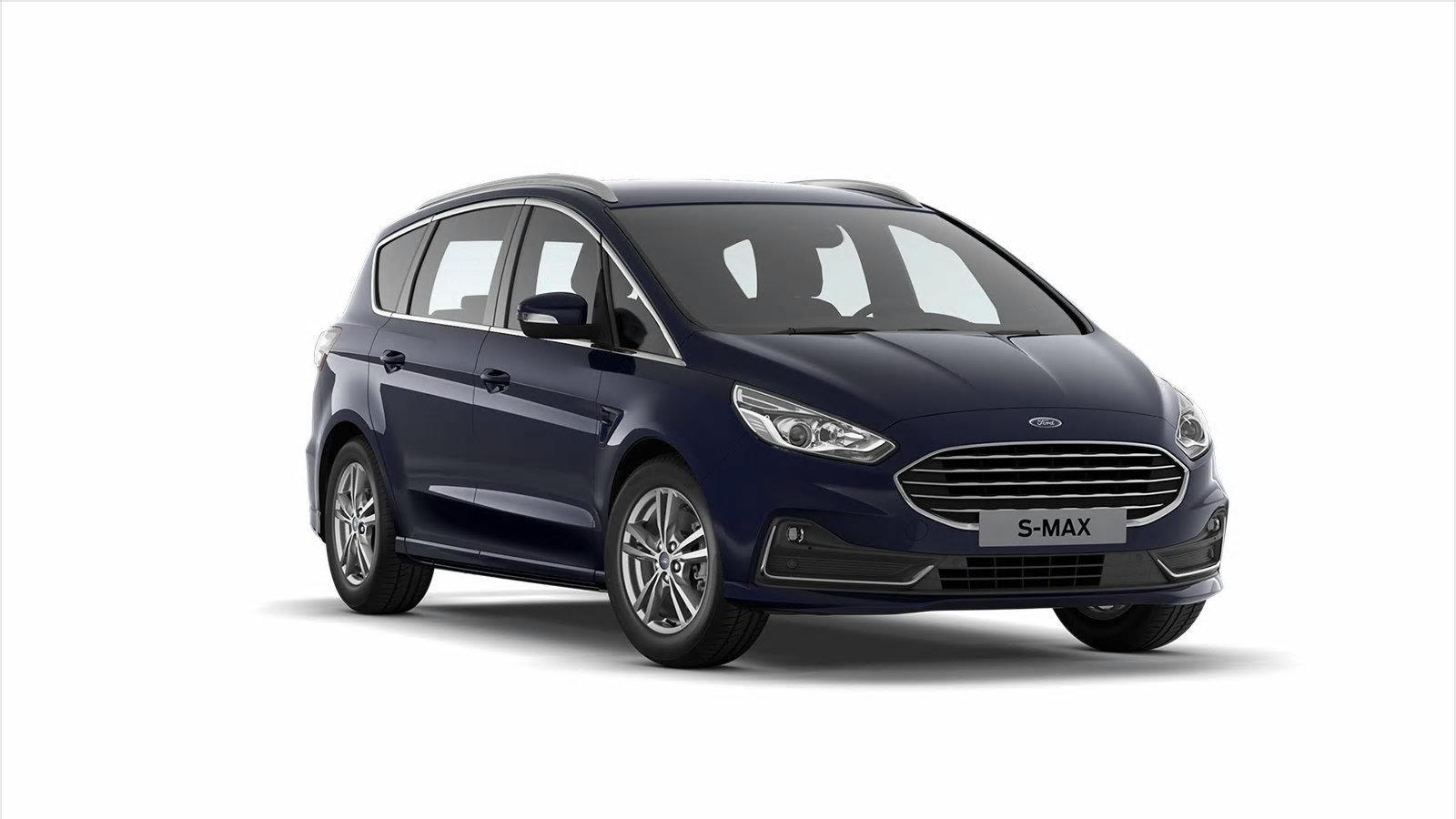 Ford S-MAX Trend Aanbieding