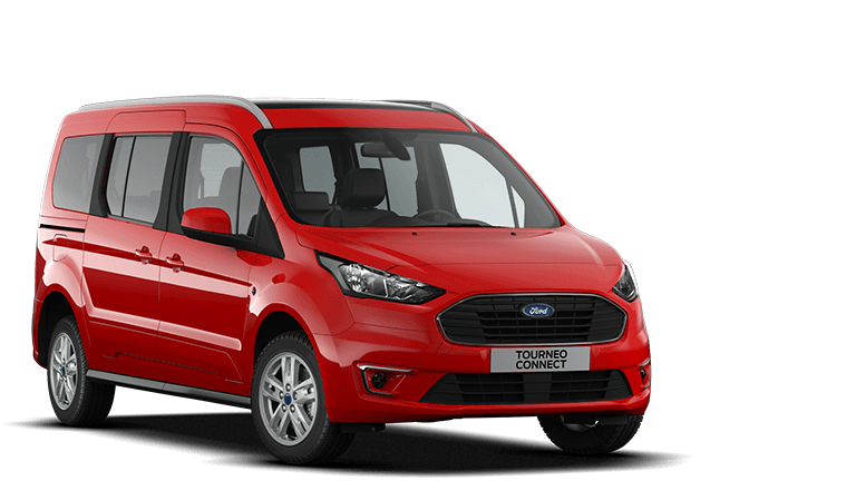 Ford Tourneo Connect Aanbieding