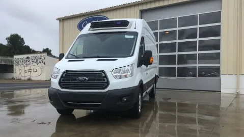 Ford Transit 2T Trend