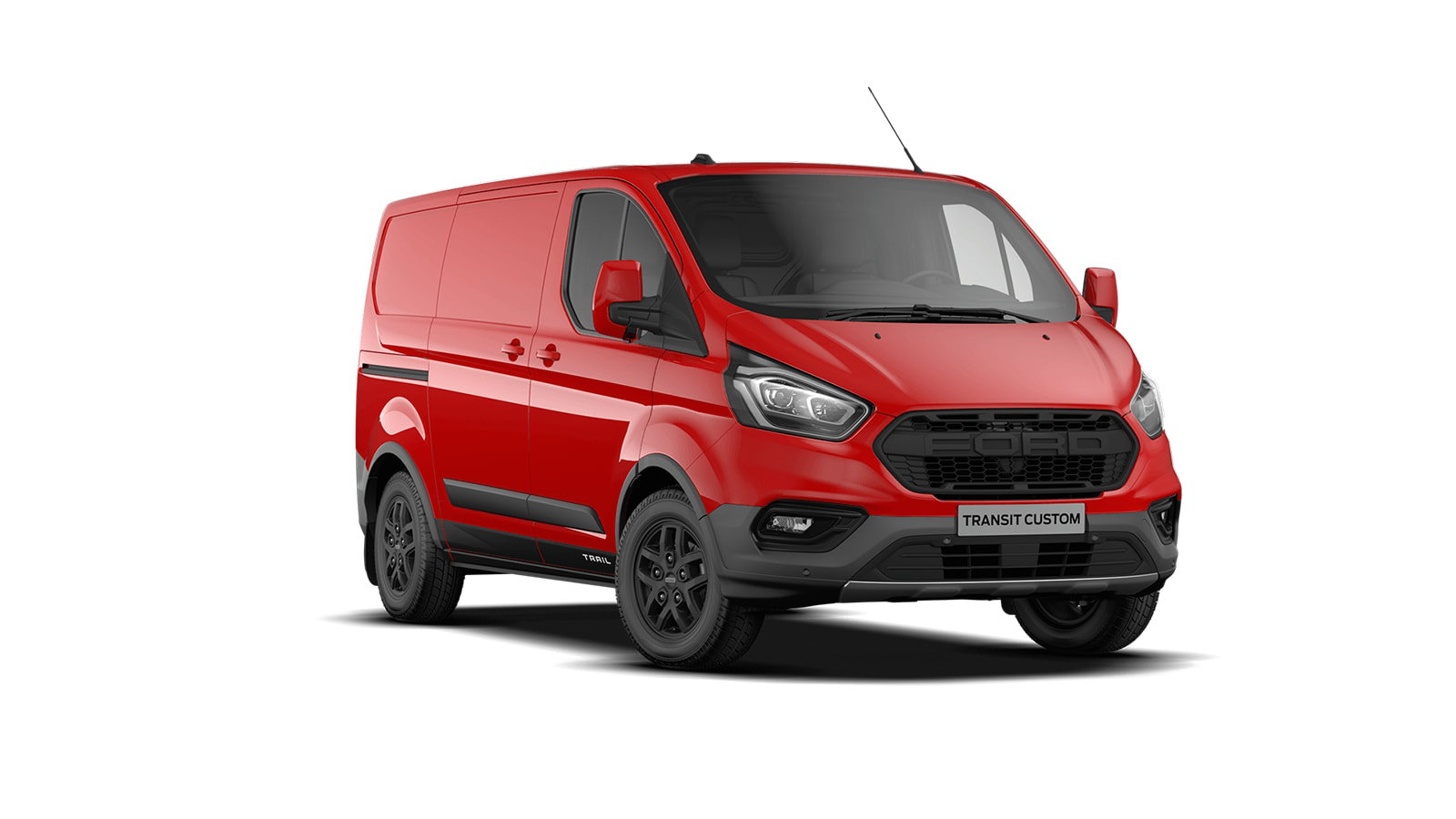 Ford Transit Custom Trail Aanbieding