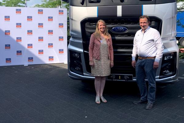 Trucks Garage Marc Vansteenland