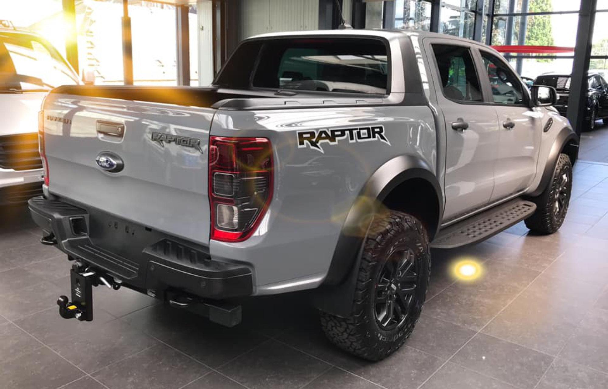Nouveau Ranger Raptor Garage Beau Site