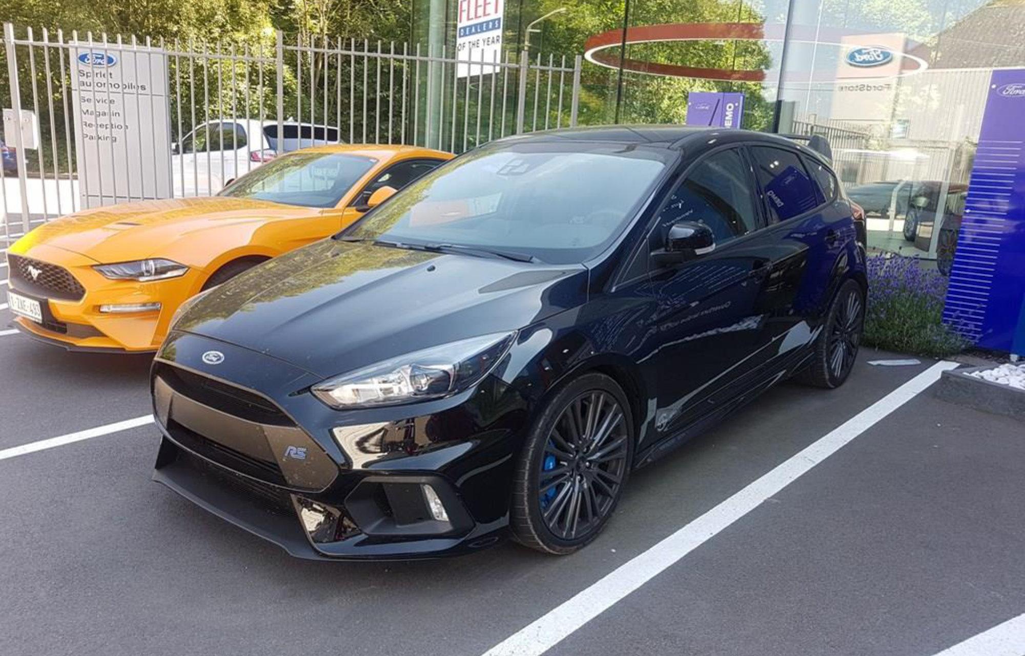 Ford Focus RS Spirletautomobiles