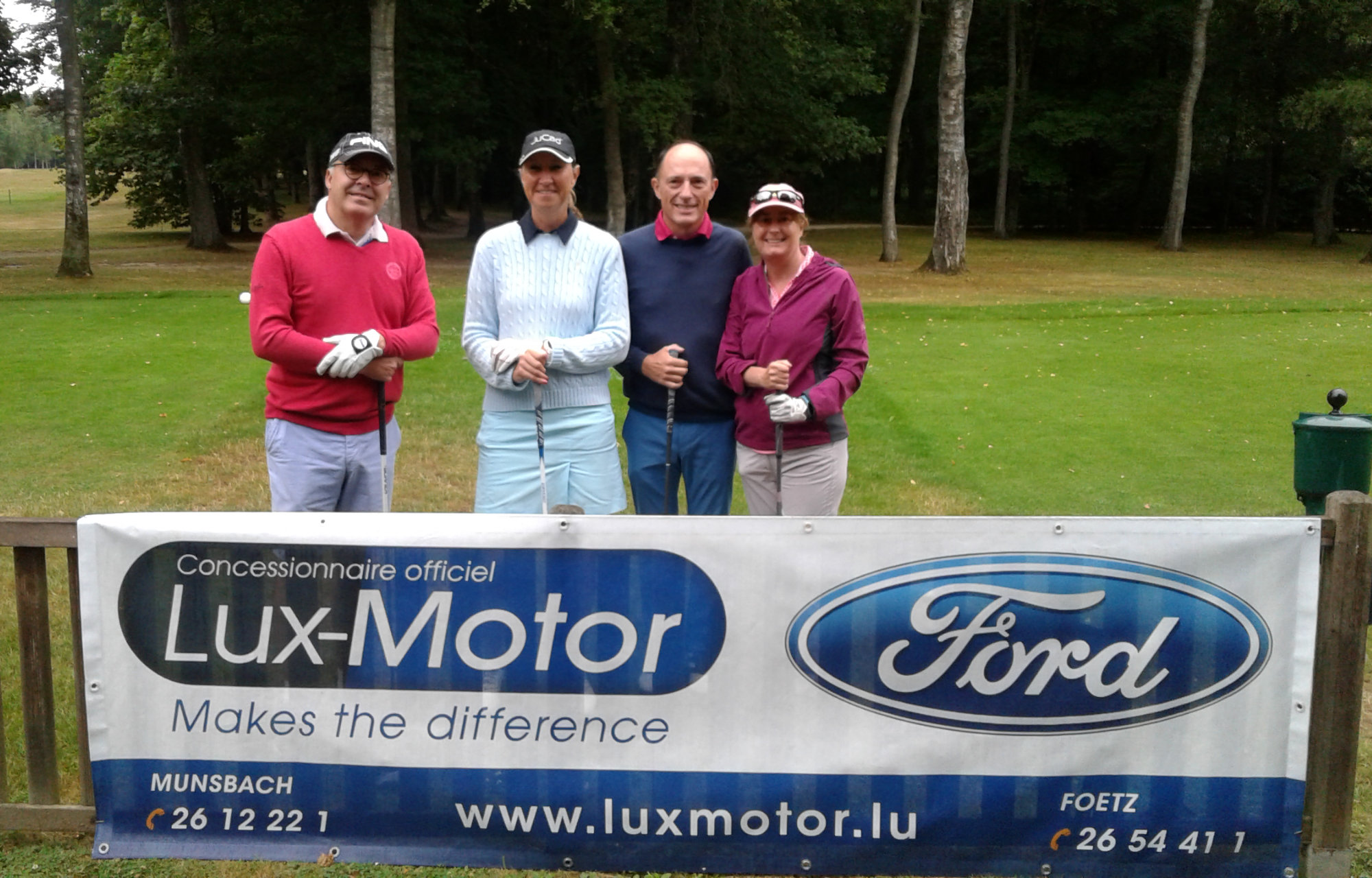 Prix Ford LuxMotor