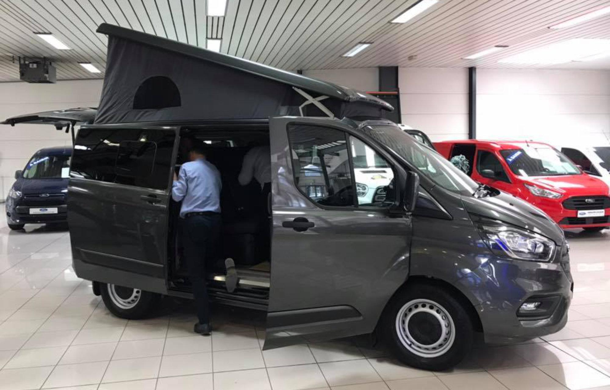 Nouveau Ford Custom Nugget