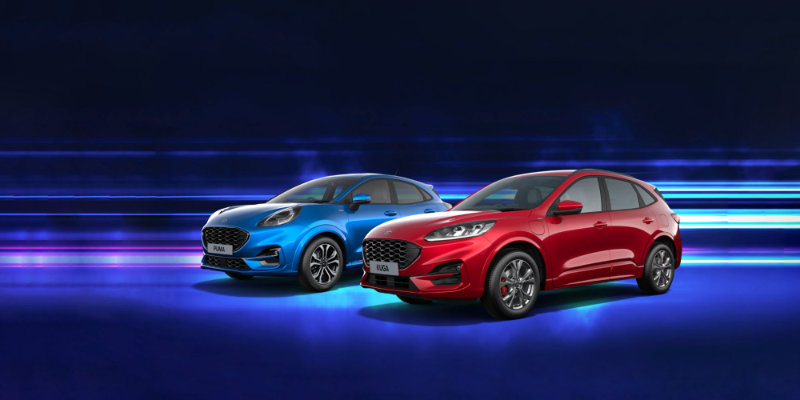 Offre nouveau Ford Kuga LuxMotor