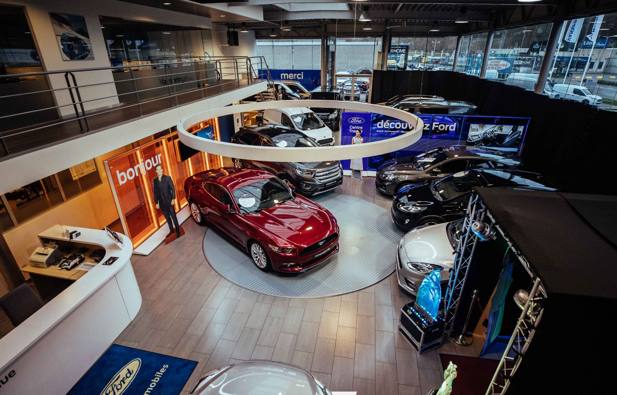 VIP DAY'S Vanspringel Automobiles
