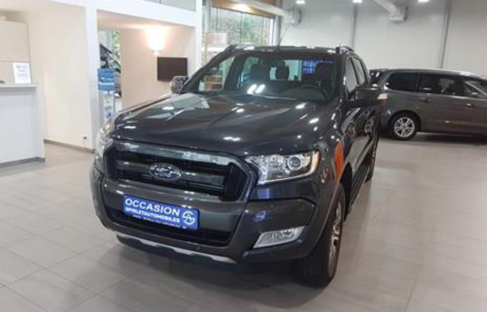 Ford Ranger Wildtrak Spirletautomobiles