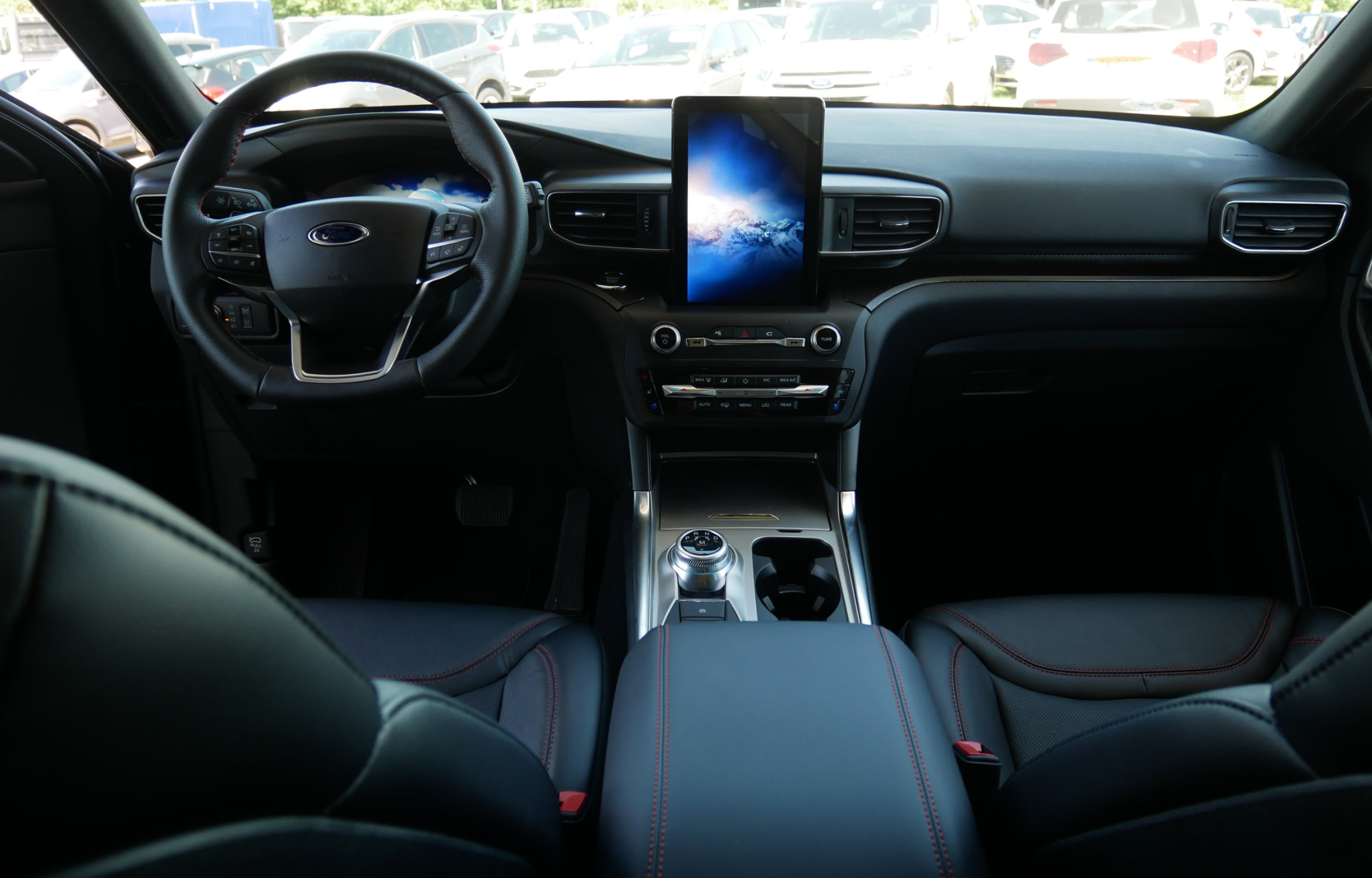 Technologies Ford Explorer Luxembourg