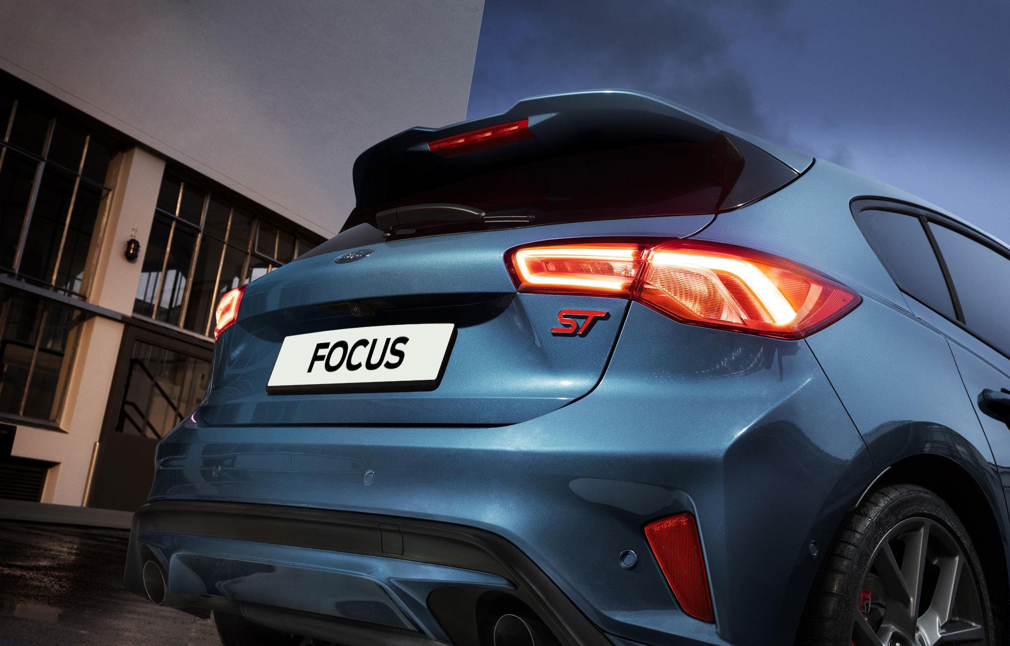 Nouvelle Ford Focus ST