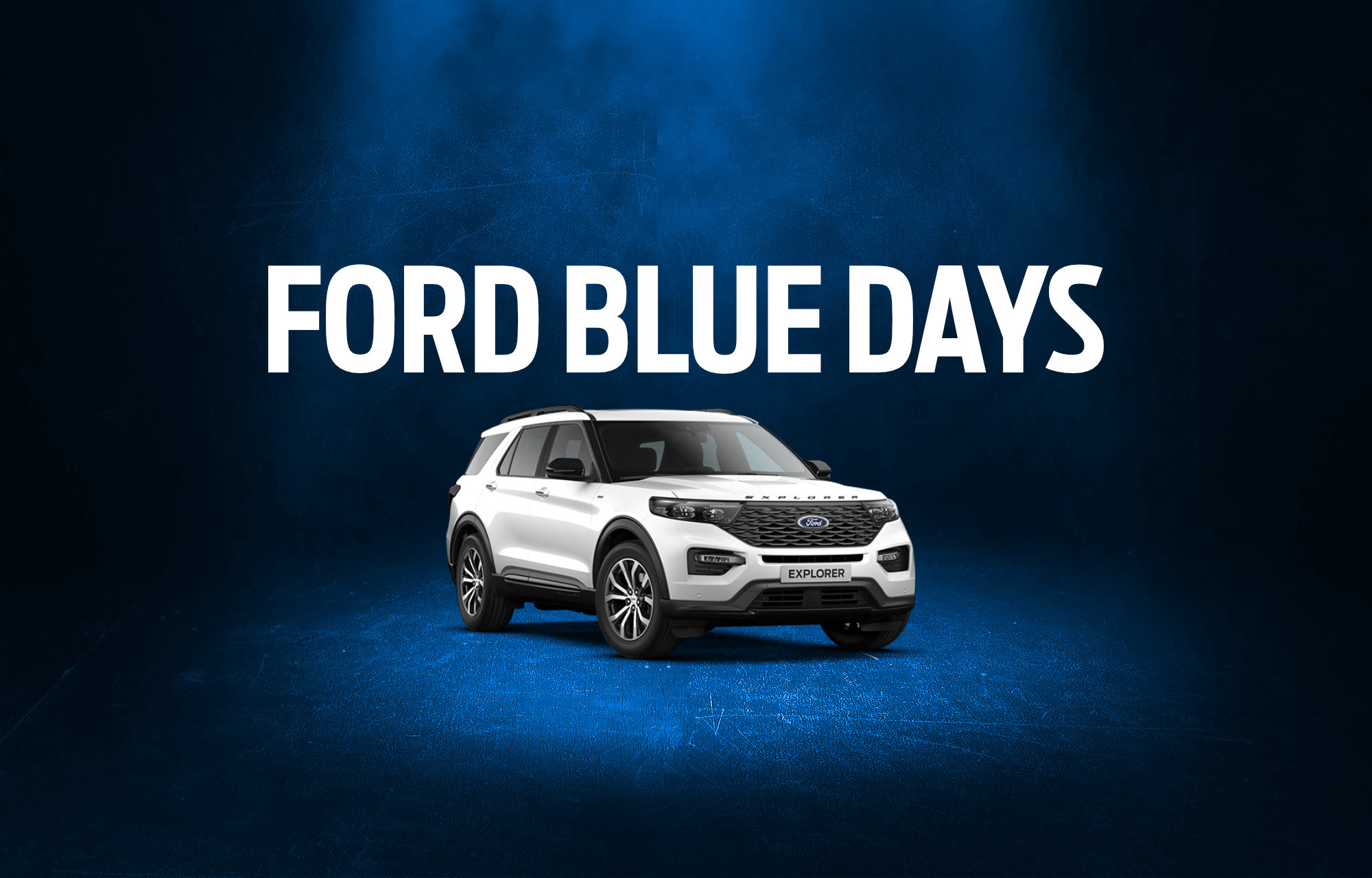 Offre Ford Blue Days Luxembourg