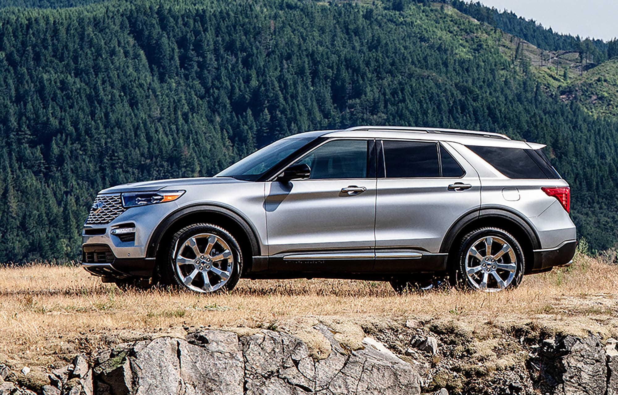 Ford Explorer Luxembourg