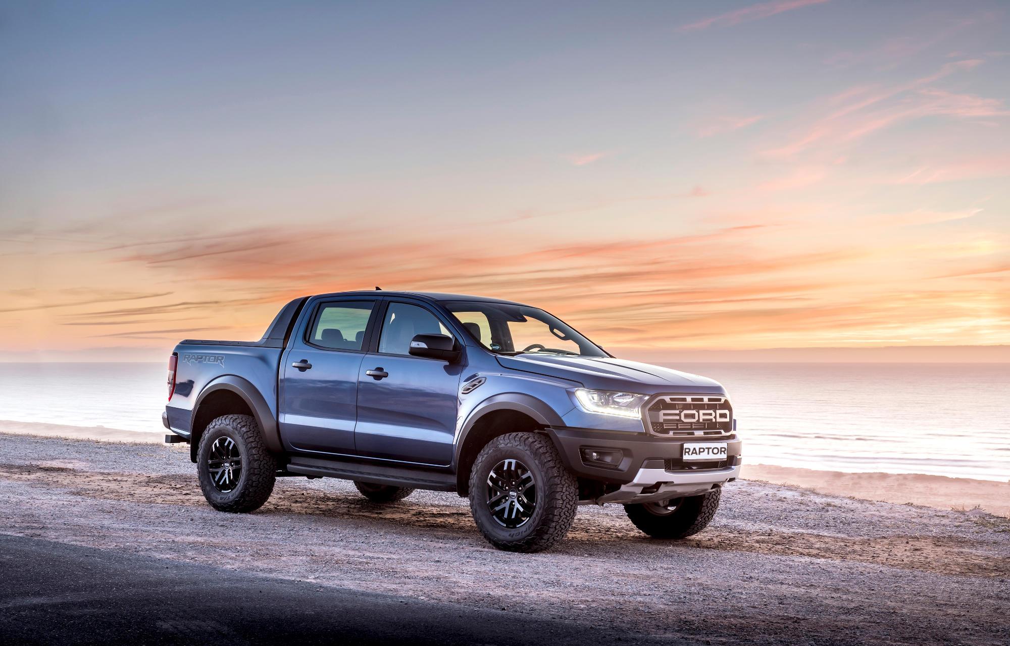 Nouveau Ford Ranger Raptor